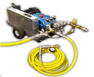 Mechanical Tube Cleaning Pump