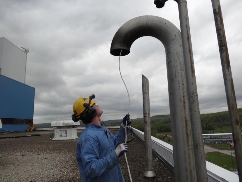 Helium Air In Leakage Testing