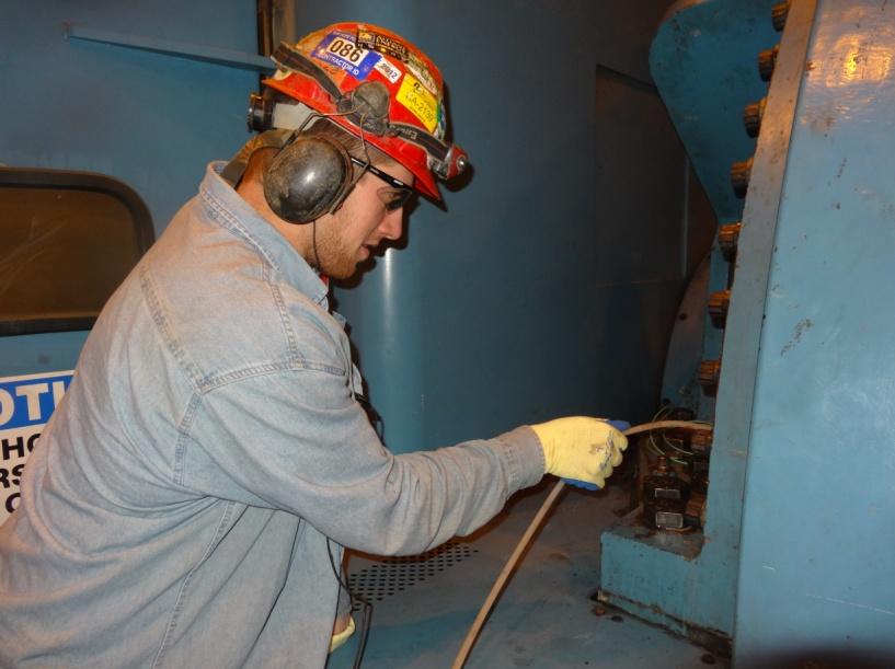 Electrical Generator Pressure Testing