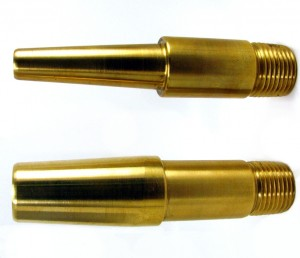 Tube Cleaning Nozzles